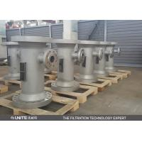 Buy cheap CE PTFE lining Static inline mixer for corrosive liquid mixing product