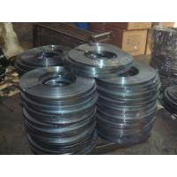 Buy cheap cold - rolled electrical heat Prime packing Blue Steel Packing Strip / Strap product