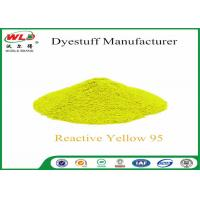 Buy cheap Brill Yellow P-6Gs  Fiber Reactive Dye C.I. Yellow 95 Fabric Dyes For Cotton product