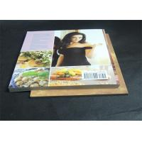 Buy cheap Gloss Lamination Customized Cookbook printing , hardcover photo book printing product