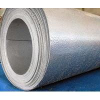 Buy cheap Roofing Embossed Aluminium Sheet Coil 1050 3003 8011 0.32mm - 0.65 mm Continuous Casting product