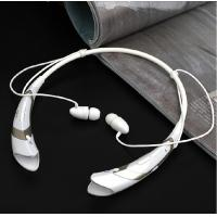 Buy cheap Neckband Sports bluetooth wireless stereo headset handsfree with 130mAh battery product