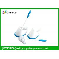 Buy cheap Professional Toilet Cleaning Items TPR Material Toilet Bowl Brush And Holder product