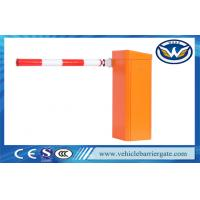 Buy cheap Solar Powered Vehicle Security Barriers, Car Park Barriers For Underground Parking Lot product