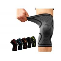 Buy cheap Fitness Running Cycling Compression Knee Brace Elastic Nylon Sport For Basketball product