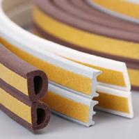 Buy cheap New product oem abrasion resistant soft rubber sponge strip/silicone striping/customize silicone seal product