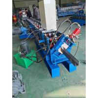 China 3kw U Channel Roll Forming Machine , Steel Frame Roll Forming Machine on sale