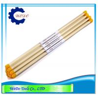 Buy cheap 2.8mm Multi Hole EDM Electrode Brass Pipe Brass Tube For EDM Drilling Machine product