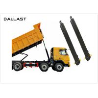 Quality Customized FC Telescopic Hydraulic Cylinder for Dump Truck / Dumper Trailer for sale