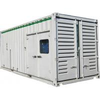 Buy cheap Water Cooled Cummins Diesel Generator 500kva KTA19-G3 Low Fuel Consumption product