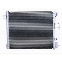 Quality Lightweight Water Cool Automotive AC Condenser Replacement Anti Corrosion for sale