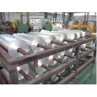 Quality Mill Finihshed 8011 8006 Sheets Printing On Aluminum Foil Pipe Cable for sale