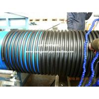 Buy cheap Plastic Krah Corrugated Pipe Making Machinery Supplier product