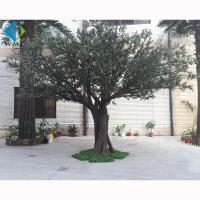 Buy cheap Green Leaf Artificial Olive Tree For Home Garden Decoration 3m Height product