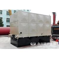China Wood Coal Fired Thermic Fluid Heater Oil System , Thermal Fluid Boiler 4600 KW on sale
