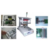 Buy cheap 500mm*750mm*640mm 90Kg 220V Large Hot Bar Soldering Machine , Automatic FPC PCB separator product