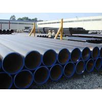 Buy cheap High Frequency Welding ERW Steel Pipe API 5L GrB A106B A53B For Oil Delivery Pipe product