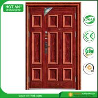 Buy cheap american steel door entrance steel security door main gate designs residential front door product