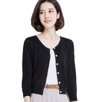 Buy cheap Button Down Womens Long Cardigans Summer Short Cardigan Sweaters Lightweight product
