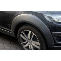 Buy cheap AUDI Q7 Wide Wheel Arch Flares / Upgrade Car Wheel Arch Trims from wholesalers