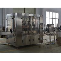 Buy cheap Glass Bottle Wine Filling Machine for Whisky Sparkling , Liquid Filling Machine product