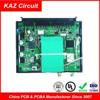 Buy cheap ENIG / HASL PCB Design 4 Layers  For GPRS Backstage Control Board product