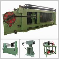 Buy cheap High Speed Automated Gabion Machine CE , Gabion Mesh Machine product
