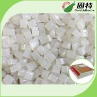 Buy cheap Book Binding Back Industrial Strength Hot Glue , Hot Melt Glue Pellets product