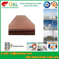 Buy cheap Longitudinal Membrane Water Wall Thermal Insulation ISO9001 Certification product