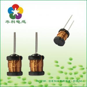 Buy cheap Сильнотоковый Тороидал индуктор с индуктивностью 0.33уХ к 10мХ, частоте коротковолнового диапазона, малопотертой product