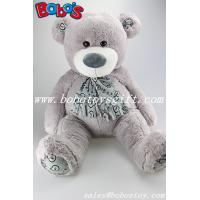 Buy cheap China Productive Plush Stuffed Toy Grey Teddy Bears with Wholesale Price product