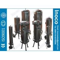 BOCIN SS 304 / SS 316 Industrial Cartridge Filters Dust Collector For Air Filtration CE