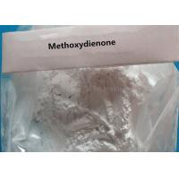 Buy cheap Medical Steroids Raw Powder Methoxydienone For Strength Gaining CAS 2322-77-2 product