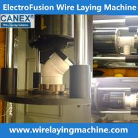Buy cheap saddle wire laying machine, fittings wire machines cx-160/400zf wire laying machine - layi product