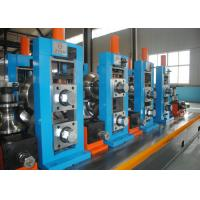 Quality ERW Pipe Machine / High Frequency Welded Pipe Mill Computer Controlled for sale