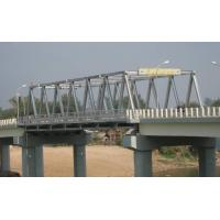 Buy cheap High Stiffness Steel Truss Bridge Professional With Double lanes product