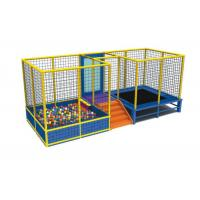 Buy cheap Children Mobile Bungee Trampoline 6.25 * 2.46 * 2.3 Meter ROHS Approved product
