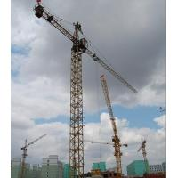China TC6013A-6 Construction Tower Crane For High Rise Commercial , 48m Lifting Height on sale