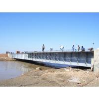 Buy cheap Custom Steel Girder Bridge / Steel Beam Bridge for Simple Structure product