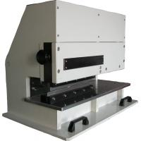 China High Precision Motorized Pcb Depaneling Machine With Linear Blades wholesale