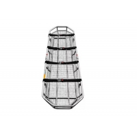 Buy cheap Air Ambulance Helicopter Water Rescue Stainless Steel Basket Stretcher Emergency Medical  Stretcher For Rescue In Rugged product