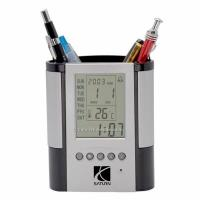 Buy cheap Digital Indoor thermo and hygro with clock from wholesalers