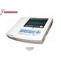 Buy cheap Electrocardiograph Portable ECG Machine SE1200 Lite 12 Channel TFT Full Touch from wholesalers