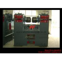Buy cheap 80mm Flange H Beam Straightening Machine In H Beam Automatic Production Line product