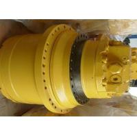 Buy cheap Final Drive Components Travel Motor TM18VC-02 131kgs Yellow For Hyundai R130-7 R135-7 from wholesalers