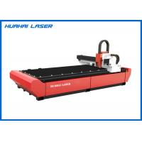 Buy cheap 500W Fiber Laser Cutting Machine For Metal Tube / Plate Good Precision product