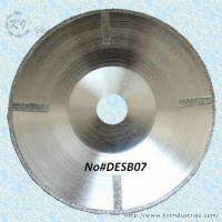 Buy cheap Electroplated Grinding Discs - DESB07 product