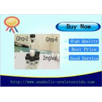 Buy cheap Ghrp-6 Ghrp6 Polypeptide for Bodybuilding and Weight Loss , CAS 87616-84-0 product
