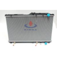 Buy cheap 16400-62100 Aluminium toyota car radiator For CAMRY 92 96 VCV10 24V 3.0 AT product