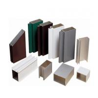 Buy cheap Powder Painted Aluminium Window Extrusion Profiles With Deep - Processing For Silding /Casement Window product
